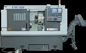 Токарные станки серии  CNC-S20 CNC-S20С фото
