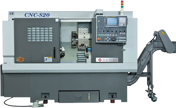 Токарные станки серии  CNC-S20/CNC-S20С