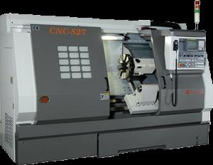 Токарные станки серии  CNC-S27/S27L CNC-S27С/S27LC фото