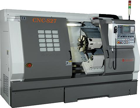 Токарные станки серии  CNC-S27/S27L/CNC-S27С/S27LC