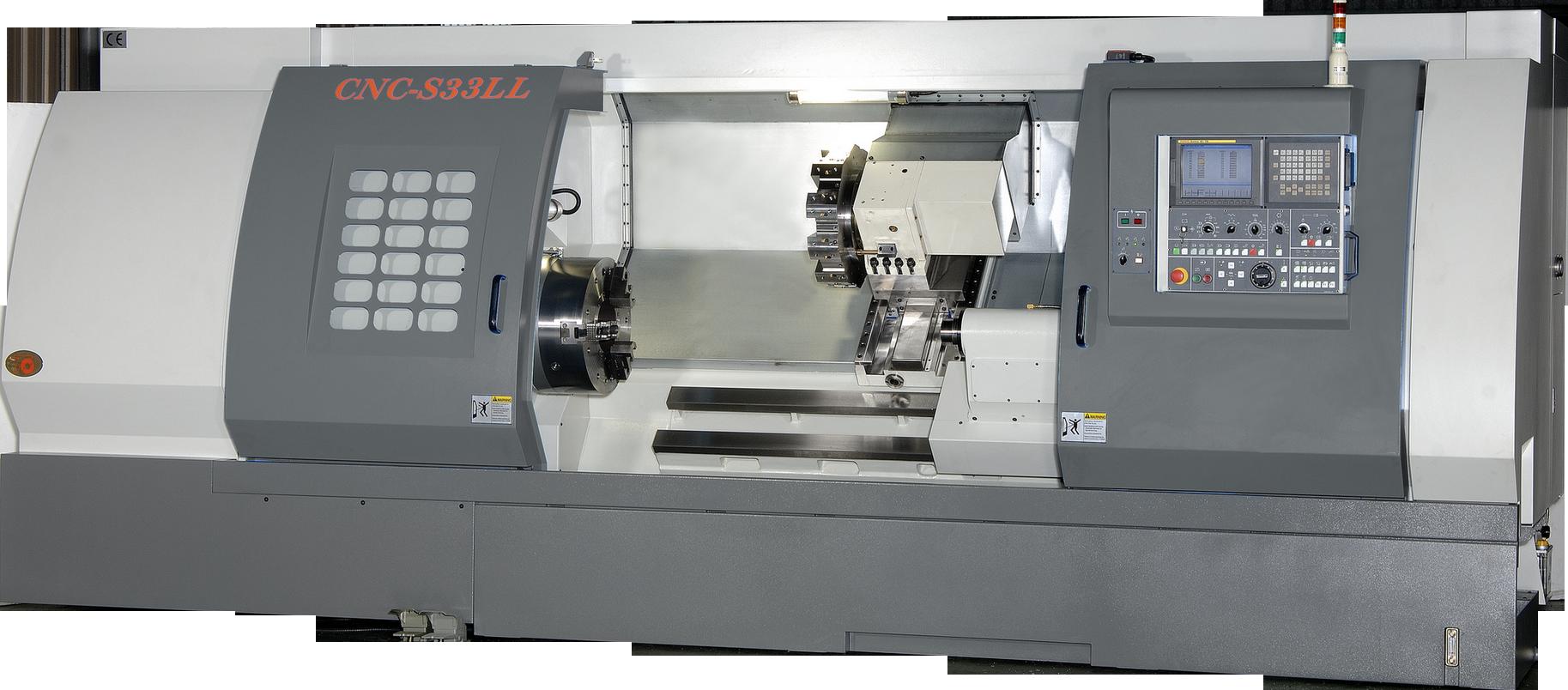 Токарные станки серии  CNC-S36/S36L/S36LL/S36XL