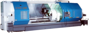 Токарные станки серии  CNC-S40 фото