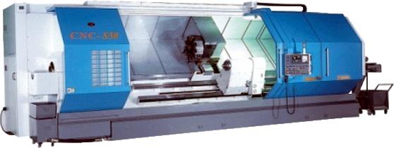 Токарные станки серии  CNC-S50