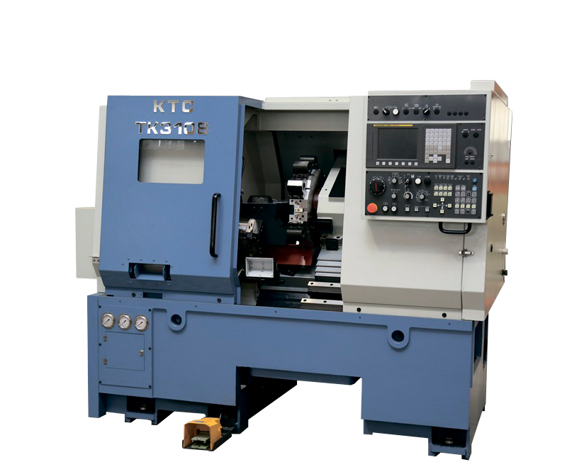 Токарный обрабатывающий центр «КТС» модели ТК 3108
