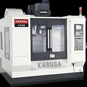 Фрезерные  вертикальные обрабатывающие центры KASUGA cерии V