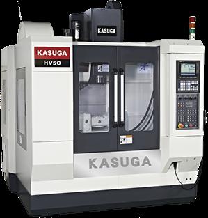 Высокоскоростные вертикальные обрабатывающие центры KASUGA серии НV фото