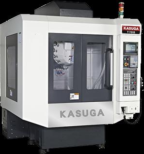 Сверлильно-резьбонарезные обрабатывающие центры KASUGA серии Т фото