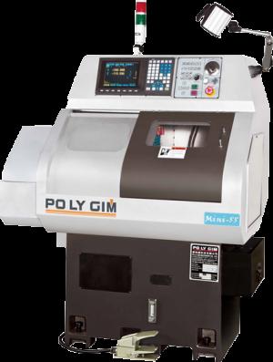 компактный токарный станок mini-88 poly gim (тайвань)_1