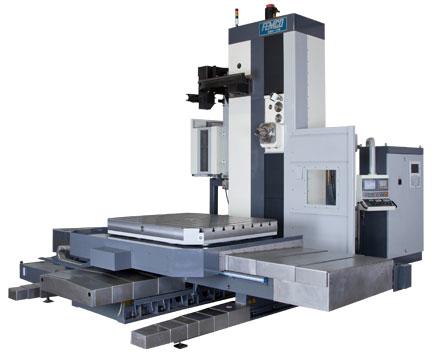 Горизонтальные фрезерно-расточные обрабатывающие центры серии  BMC-135R