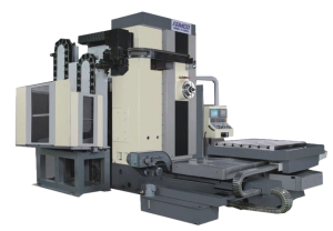 Горизонтальные фрезерно-расточные обрабатывающие центры серии  BMC-110R1/R2/R3 фото