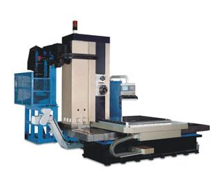 Горизонтальные фрезерно-расточные обрабатывающие центры серии  BMC-250T