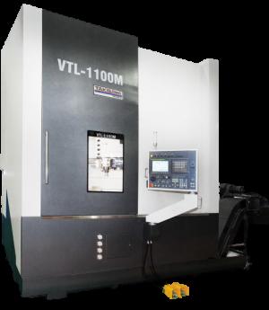 Вертикальные токарные станки cерии VTL фото