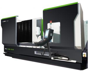 Пятиосевой фрезерный обрабатывающий центр с поворотной головой и подвижной колонной MV-5AX фото