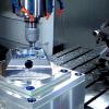 Пятиосевой фрезерный обрабатывающий центр с поворотной головой и подвижной колонной LYMCO MV-5AX фото