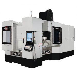 5-осевой двухпаллетный обрабатывающий центр QUASER UX630APC фото